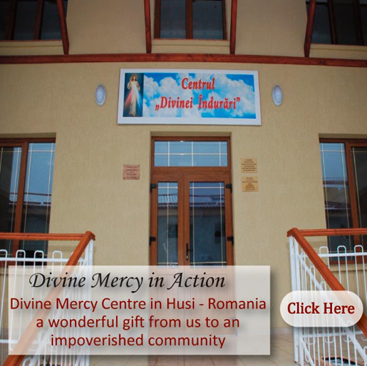 Divine Mercy Church Cupcini