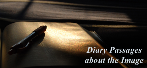 Diary Passages about the Image of Divine Mercy