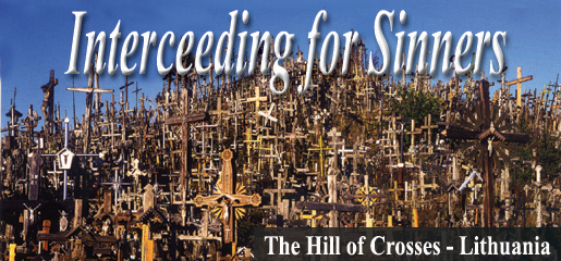 Interceeding for Sinners