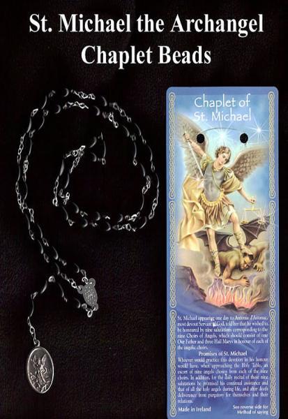 Divine Mercy Shop : St. Michael Chaplet