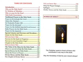 Handbook of Devotion to Holy Souls