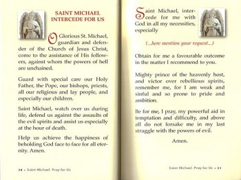 St. Michael the Archangel