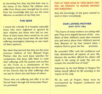 Life Offering Leaflet