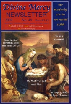 Divine Mercy Newsletter - Latest Edition